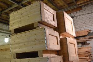 Деревянная тара и упаковка. Изготовление и продажа.